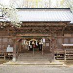 磐椅神社社殿