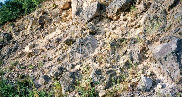 天鏡台溶岩